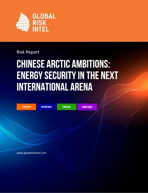 Chinese Arctic Ambitions