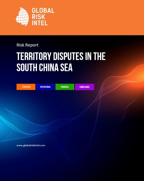 Territory Disputes in the South China Sea